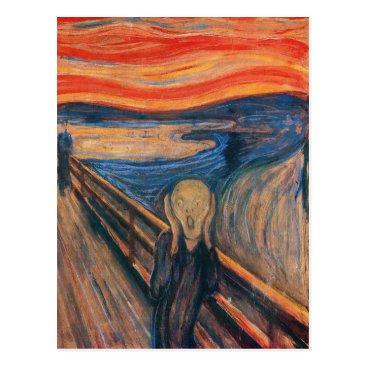 HighArt Edward Munch The Scream Postcard