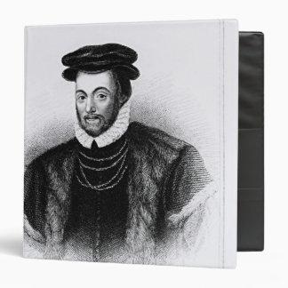 Edward North  from 'Lodge's British Portraits' Binder