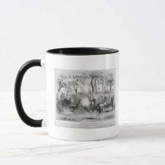 Edward Oxford's attempt to assasinate Queen Mug