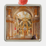 Edward Petrovich - Cathedral in the Winter Palace Christmas Ornaments