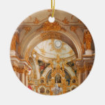 Edward Petrovich - Cathedral in the Winter Palace Ornament