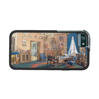 Edward Petrovich Interiors of the Small Hermitage iPhone 5 Cover