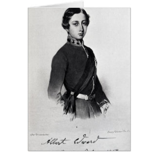 Edward, Prince of Wales Card