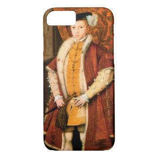 Edward, Prince of Wales (Edward VI of England) iPhone 8/7 Case