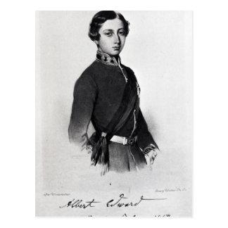 Edward, Prince of Wales Postcard