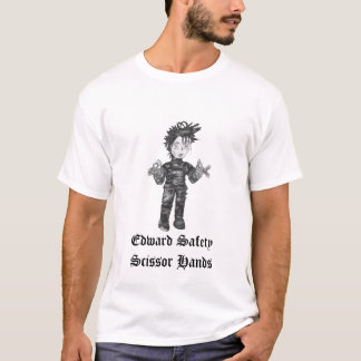 Edward Safety Scissor Hands T-Shirt