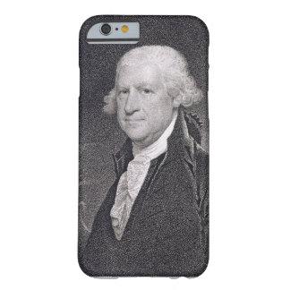 Edward Shippen (1729-1806) grabado por el pozo de Funda De iPhone 6 Barely There