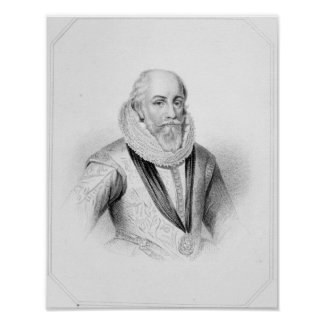 Edward Somerset Póster