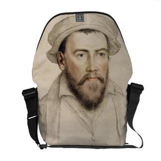 Edward Stanley Earle de Darby (1508-1572) grabado Bolsa De Mensajería