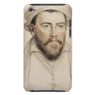 Edward Stanley Earle of Darby (1508-1572) engraved iPod Case-Mate Case