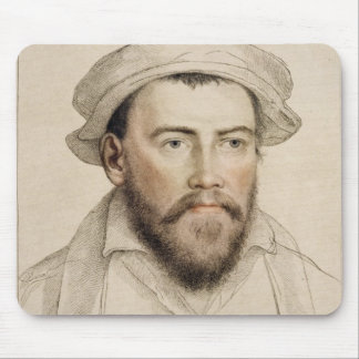 Edward Stanley Earle of Darby (1508-1572) engraved Mouse Pad