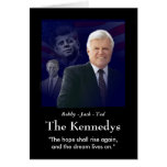 Edward (Ted) Kennedy - In Memorium Cards
