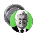 Edward (Ted) Kennedy - In Memorium Pin