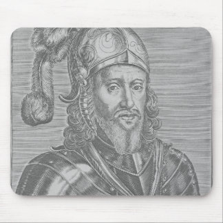 Edward, the Black Prince Mouse Pad