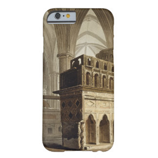 Edward the Confessor's Monument, plate M from 'Wes Barely There iPhone 6 Case