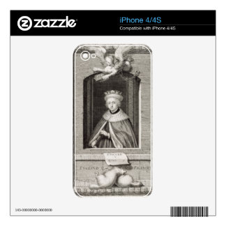 Edward V (1470-83) King of England in 1483, after Decal For The iPhone 4