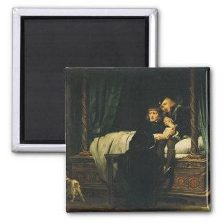 Edward V y Richard, duque de York en Imán Cuadrado