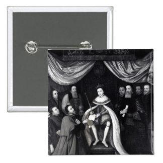 Edward VI Pinback Button