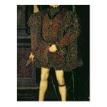 Edward VI Postcard