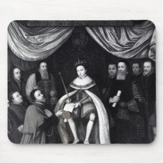 Edward VI Alfombrillas De Ratones