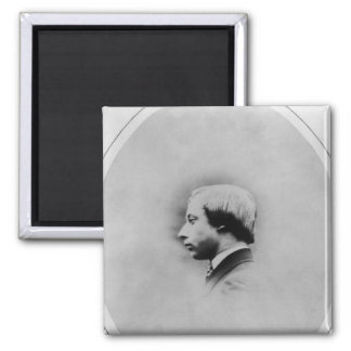 Edward VII, 1860 2 Inch Square Magnet