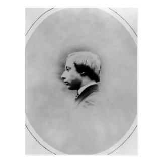 Edward VII, 1860 Postcard