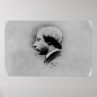 Edward VII, 1860 Póster