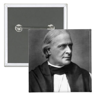 Edward White Benson, Archbishop of Canterbury 2 Inch Square Button