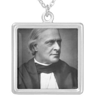 Edward White Benson, Archbishop of Canterbury Silver Plated Necklace