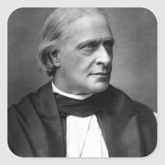 Edward White Benson, Archbishop of Canterbury Square Sticker