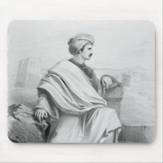 Edward William Lane as 'A Bedouin Arab', 1828 Mouse Pad