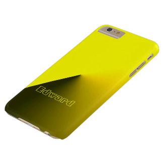 Edward Yellow Gradient iPhone 6 Plus case