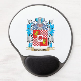 Edwarde Coat of Arms - Family Crest Gel Mousepads