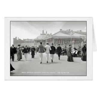Edwardian Bridlington Card