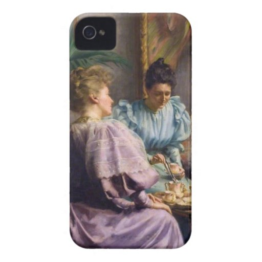 Edwardian Case-Mate iPhone 4 Protector