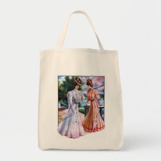Edwardian Era Fashions Tote Bag
