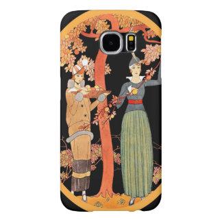 Edwardian Fashion Harvest Samsung Galaxy S6 Cases