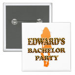 Edward's Bachelor Party Pin