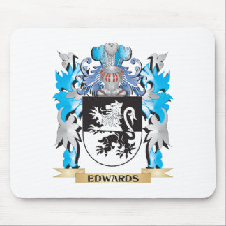 Edwards Coat of Arms - Family Crest Mousepad