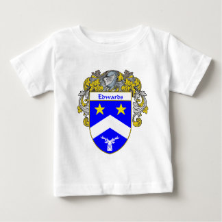 Edwards Coat of Arms (Mantled) Baby T-Shirt