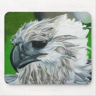 """""""Edward's Eagle"""" by Jenny Koch Mouse Pad"""