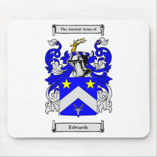 Edwards (English) Coat of Arms Mouse Pad