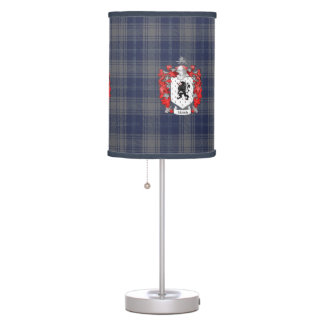 Edwards Family Coat of Arms Table Lamp