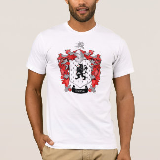 Edwards Family Coat of Arms - Wales T-Shirt