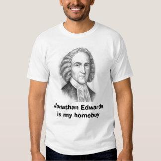 Edwards Homeboy #6 - Black and White Shirt