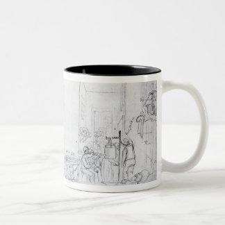 Edward's Ward, St. Thomas's Hospital, London Coffee Mugs