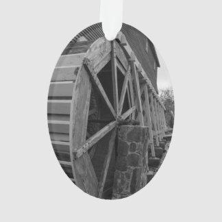 Edwards Water Wheel Ornament