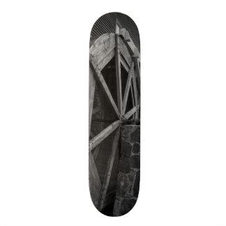 Edwards Water Wheel Skateboard Deck