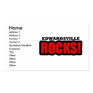 Edwardsville, Alabama Double-Sided Standard Business Cards (Pack Of 100)