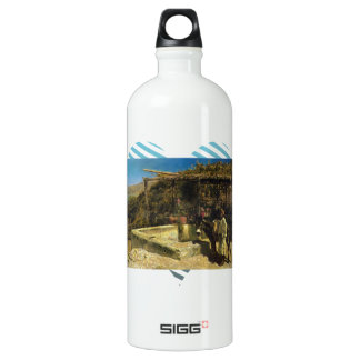 Edwin Lord Weeks- By The Well SIGG Traveler 1.0L Water Bottle
